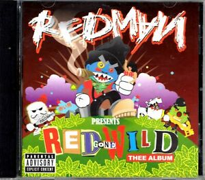 RedMan Red Gone Wild Thee Album 2007 OG CD 1st Press Album Rap Hiphop R&B