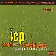 Forgotten Freshness, Vol. 4 [PA] by Insane Clown Posse (CD, Nov-2005, 2 Discs, P