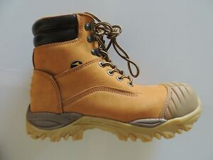 DIADORA Mens Craze Waterproof Composite Toe Safety Australia Standard WORK BOOTS