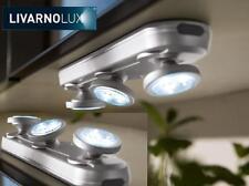 LED Unterbauleuchte LIVARNO LUX Leuchte Licht Beleuchtung Dimmschalter 3x3 LEDs