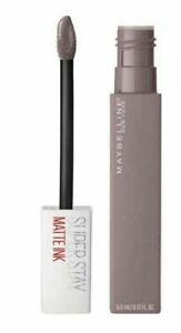 Maybelline SuperStay Matte Ink Liquid Lipstick in 90 Huntress 16-Hour Wear #219