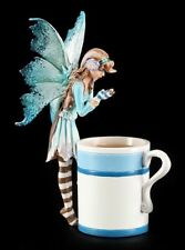 Hot Cocoa Fee Fairy By Amy Brown Figur