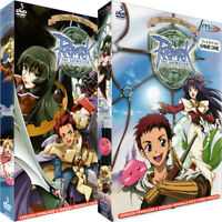 ★ Ragnarok - The Animation ★ Intégrale Pack 6 DVD