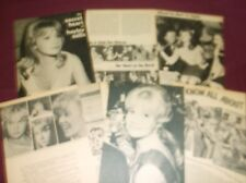 Hayley Mills - Clippings  (Lot A)
