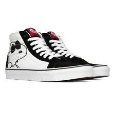 Vans x Charlie Brown Sk8 Hi Reissue (Peanuts) Joe Cool Black Men's Size 10