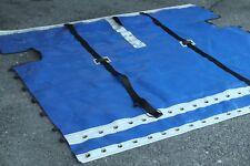 Prindle 18 Trampoline Blue Mesh With Vinyl tough wrap tramp (Color Options)