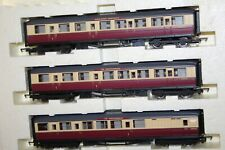 More details for hornby made in china rake of 3 br ex lner coaches ex r2363m train pack