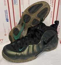 Nike Air Foamposite Pro Pine Green Size 10.5 624041-301 Camo Army