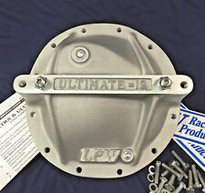 GM 12 BOLT ALUMINUM SUPPORT COVER, LPW ULTIMATE PERFORMANCE GIRDLE, 8.875 AXLE