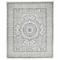 Hand-Knotted Tribal Egyptian Mamluk Design Handmade Wool Rug 8X10 Brral-6231