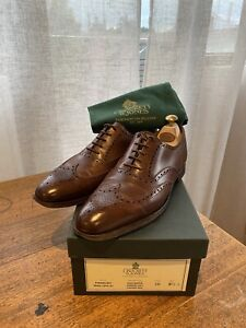 Crockett & Jones finsbury UK 8.5 - with shoe trees