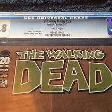 Walking Dead 95 CGC 9.8 1st mention Negan Rachel Gregory+7 92 19 2 100 1 8 10 27