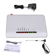 LED 4G 3G GSM Fixed Wireless Terminal Phone Line Alarm System