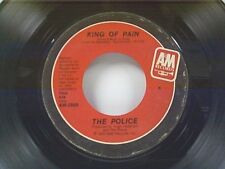 "POLICE ""KING OF PAIN / SOMEONE TO TALK TO"" 45 MINT"