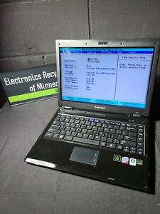 "14.1"" Samsung X460 Laptop 2.00GHz 8GB RAM GeForce 9200M **Wont Load OS"