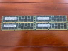 New listing Micron 64Gb (4x16Gb) Pc3L-10600R 2Rx4 Ecc Server Memory Ddr3 Mt36Ksf2G72Pz-1G4