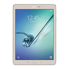 "Samsung Galaxy Tab S2 SM-T813NZDSXAR 9.7"" 32GB Wi-Fi Gold With Pouch"