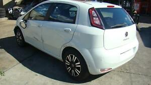FIAT PUNTO LEFT SIDE CURTAIN AIRBAG, 08/13- 15