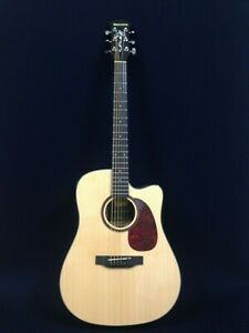 Maestro Solid Spruce Top Acoustic Guitar,MP3 Player/Recorder+Bag |MSDG-07CEQ/SN|