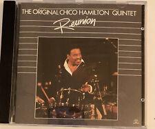 THE ORIGINAL CHICO HAMILTON Quintet, Reunion CD 1991 Soul Note