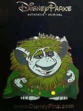 Grand Pabbie Green Troll Frozen Pin AUTHENTIC Disney Pins New on card 113303!
