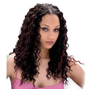 "Shake n Go Hair FreeTress Synthetic Deep Twist 14"" Weave Weft"
