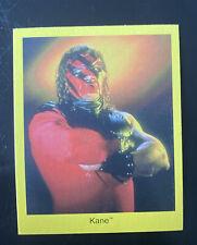 Kane WWF WWE 1998 Cardinal Rookie Wrestling Card