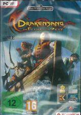 PC DVD-ROM + DRAKENSANG + Am Fluss der Zeit + Abenteuer + ab 12 Jahre +  Win 7