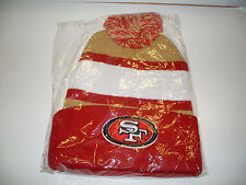 SAN FRANCISCO 49 ER'S BUD LIGHT NFL TOQUE *NEW IN PACKAGE*