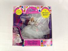 "Starr Model Agency Fashion Doll Here Comes The Bride Poseable 6 1/2"" New"