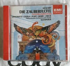 Mozart : Die Zauberflore • Klemperer Highlights / Extraits / Querschnitt - CD