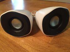 Logitech Z110 Stereo Speakers White Model S-0108