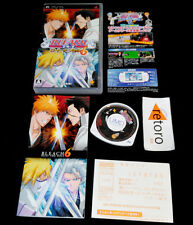 BLEACH 6 HEAT THE SOUL 6 SONY PSP Portable JAPONES