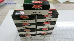 BALDWIN FILTER  PA1704  LOT OF 9 FILTERS LOT 4