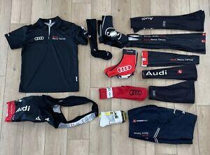 Audi Cycling Gear Used