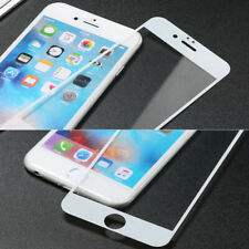 Screen Protector for Apple iPhone 7 / 8 Plus Tempered Glass 3D Full Screen White