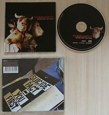 CD ALBUM SUICIDE PACT YOU FIRST - THERAPY 11 TITRES