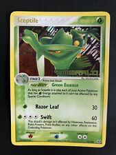 Pokemon Card Sceptile 10/106 Holo Reverse Emerald EX BLOC US