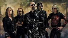 Judas Priest - Live Concert LIST - Rob Halford - British Steel - Turbo 30
