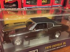 Eetl 1:18 1970 Chevy Chevelle SS454 1 Of 5000 Item 33781