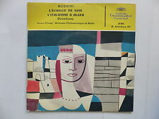 ROSSINI Echelle de soie FERENC FRICSAY Orch phil Berlin 30064