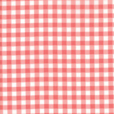 Vintage Holiday Cotton Pink Plaid Bonnie and Camille Moda Quilting Fabric