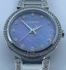 Citizen Silhouette Crystal Ladies Watch EM0840-59N