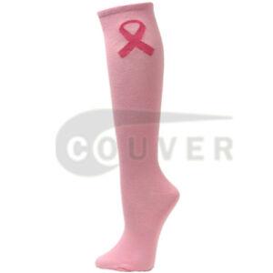 Couver Premium Quality Women Fashion/Casual Knee High Cotton Socks