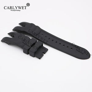 26mm Waterproof Rubber Watch Band FOR  INVICTA RESERVE COLLECTION VENOM 6110