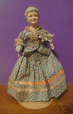 Antique Bisque and Soft Body Jointed Doll