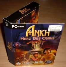 PC Game Spiel - Ankh - Herz des Osiris - Neu OVP