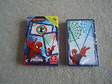 DISNEY STORY CENTRAL MARVEL ULTIMATE SPIDER-MAN CARDS FROM MORRISONS
