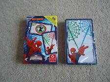 DISNEY STORY CENTRAL MARVEL ULTIMATE SPIDER-MAN CARDS FROM MORRISONS