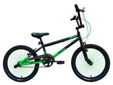 Urban Culture UCX2 BMX Bike 20″ – Black/Green